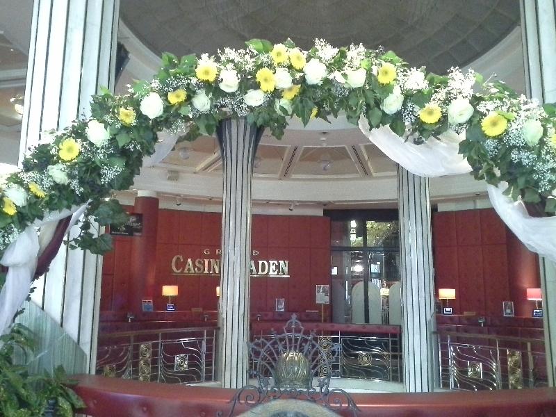 Event Dekoration Floristik Modern