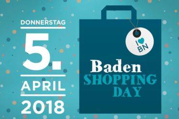 Baden Shopping Day